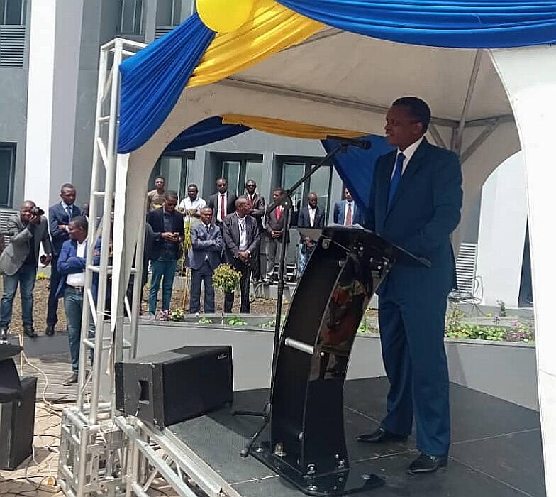 RDC : Ruberwa explique les «trois D» de la réforme institutionnelle ! 1