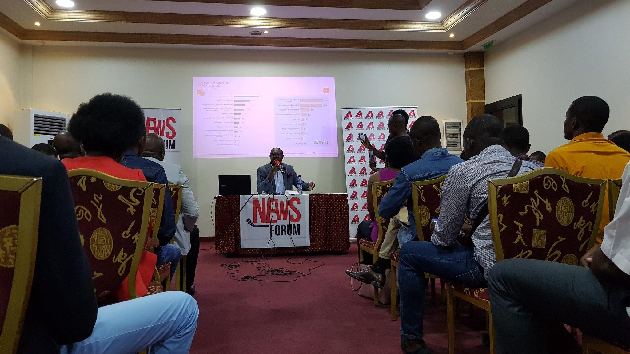 RDC: 53% de citoyens satisfaits de 30 premiers jours de Tshisekedi ! 1