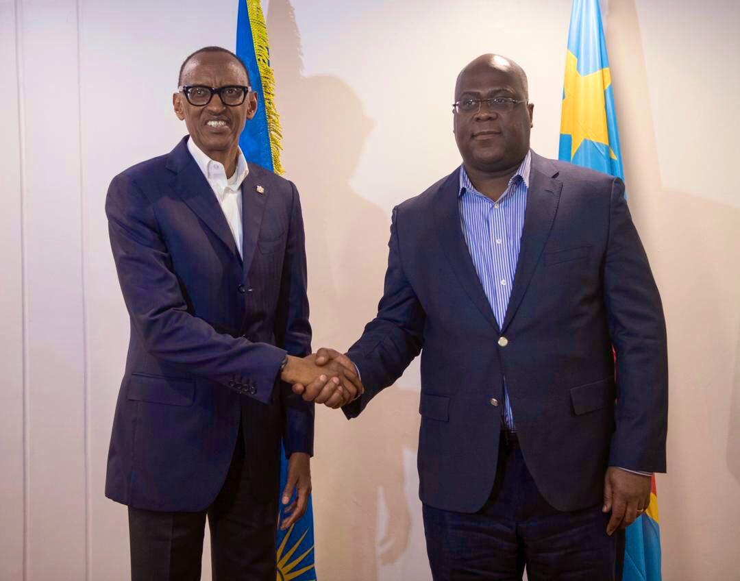 RDC : Tshisekedi à Kigali pour l'Africa Ceo Forum ! 1