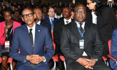 Africa Ceo Forum : le panel présidentiel met Kagame face à Tshisekedi 9
