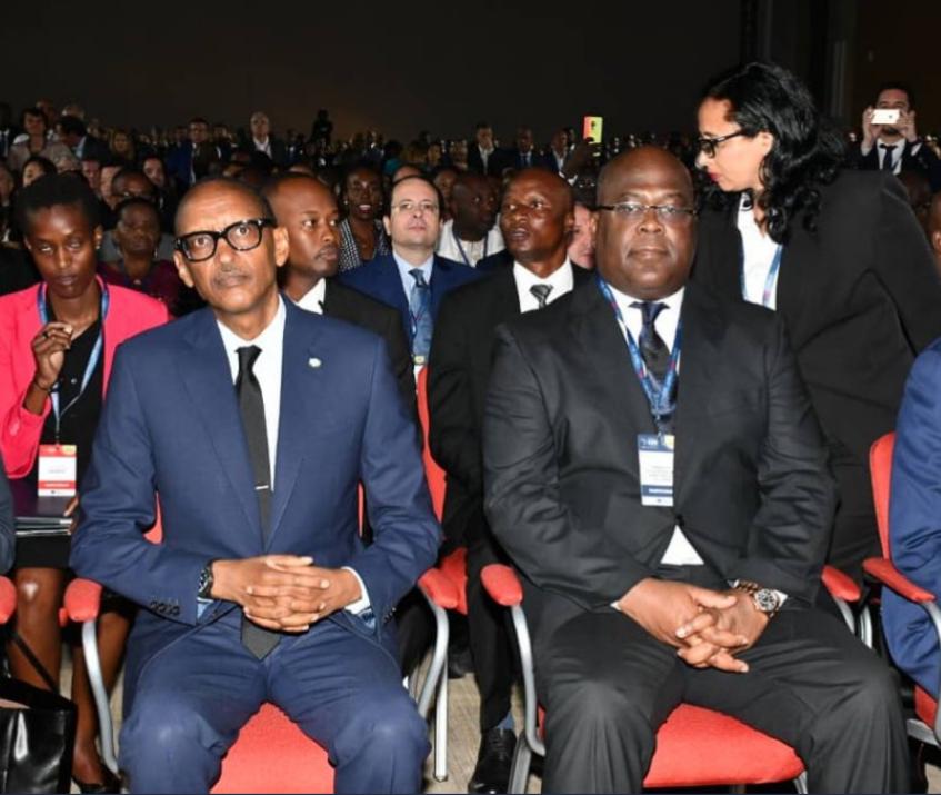 Africa Ceo Forum : le panel présidentiel met Kagame face à Tshisekedi 1