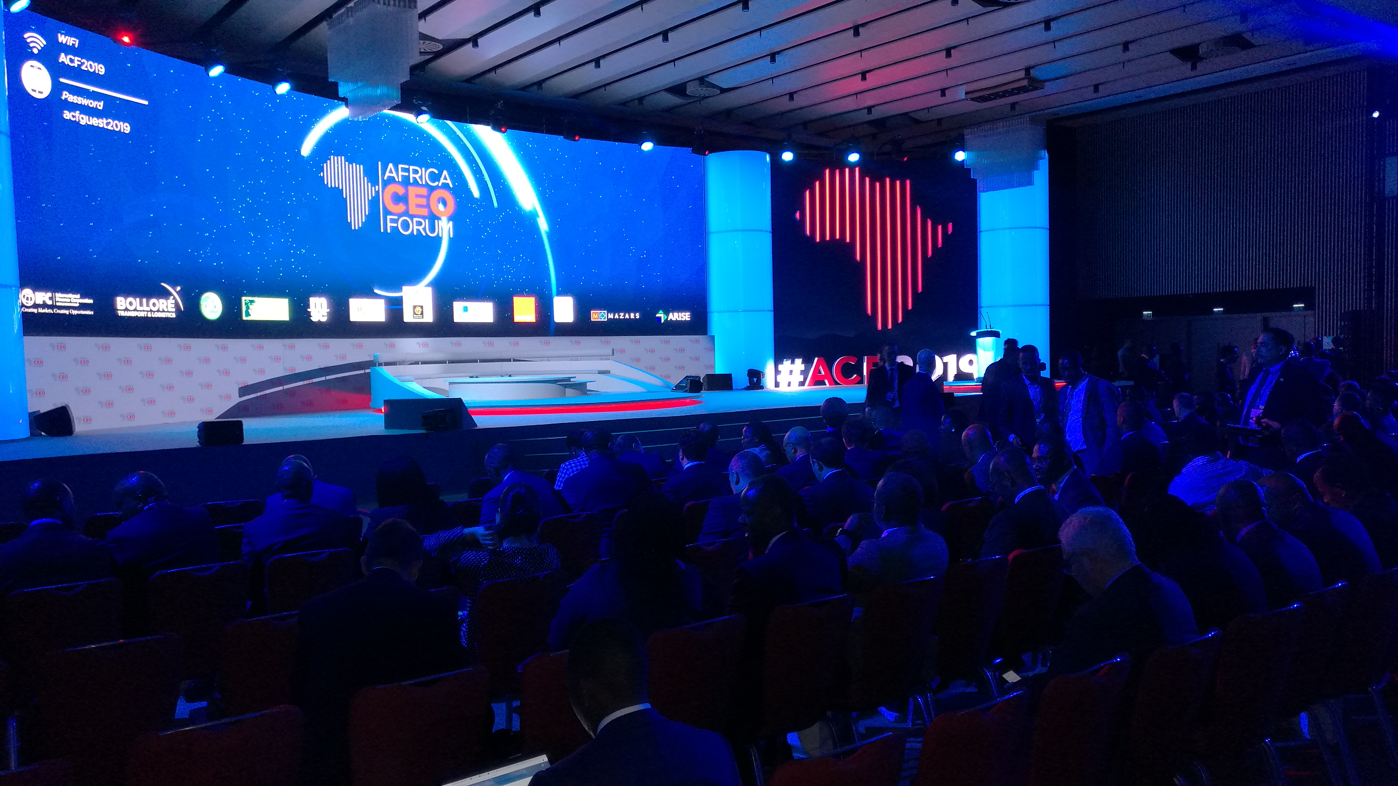 Africa Ceo Forum : le panel présidentiel met Kagame face à Tshisekedi 2