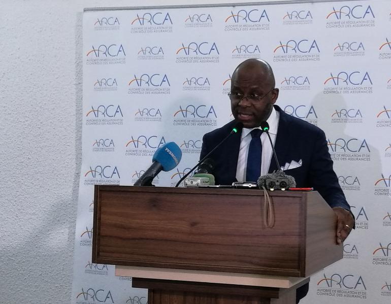 RDC : ARCA octroie les six premiers agréments aux sociétés d'assurance ! 1