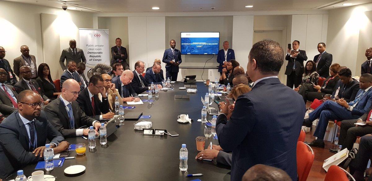 RDC: la vision stratégique d'investissements présentée aux businessmen à Kigali!  2