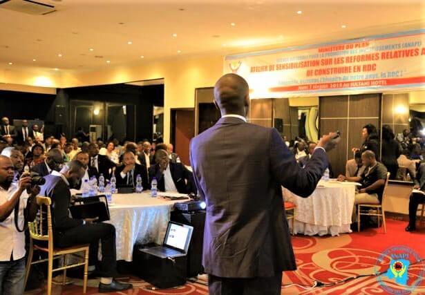 RDC : 16 orientations stratégiques d'une politique d'investissement efficiente! 1