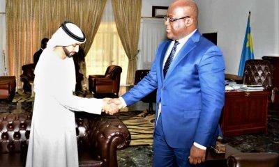 RDC: le prince Sheikh Ahmed souhaite investir dans l'énergie et l'agriculture 3