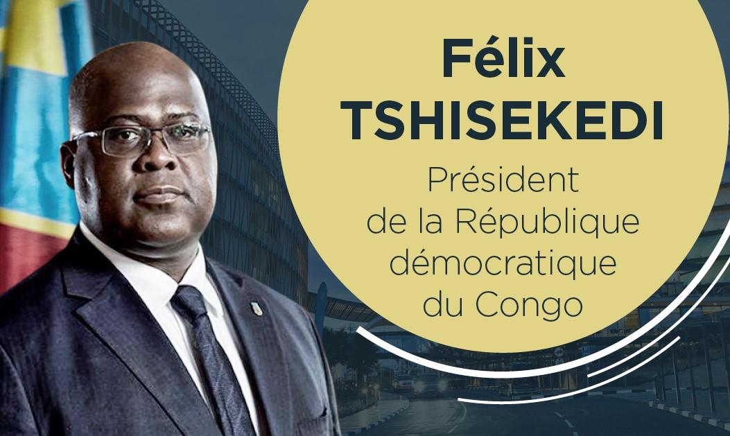 Africa CEO Forum: Tshisekedi exposera son projet de relance économique 1