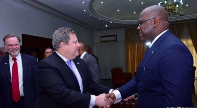 RDC : l'agenda du séjour de Félix Tshisekedi à Washington! 1