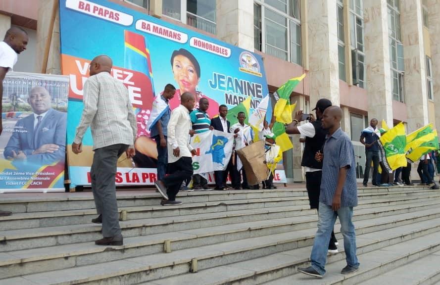 RDC : Assemblée nationale, une campagne électorale jugée monocolore ! 1