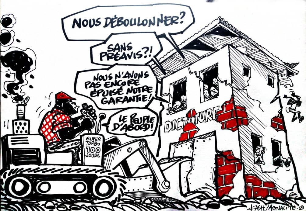 RDC : « je vais déboulonner », ... Fatshi se déchaîne et enchaîne ! 1