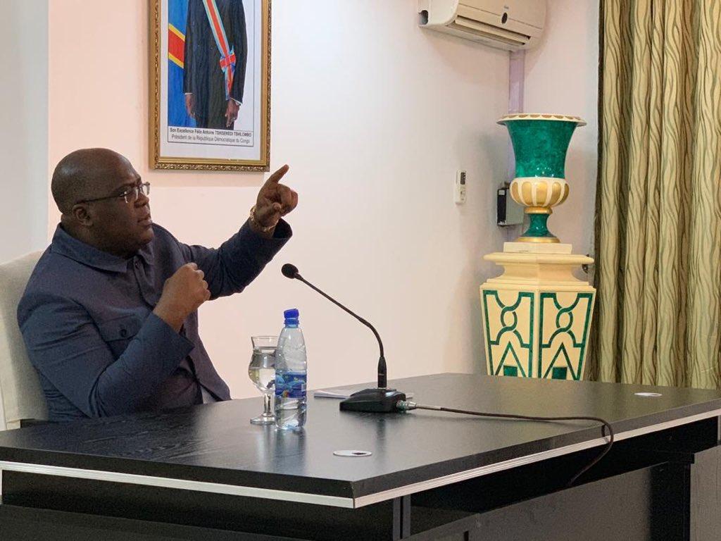 RDC: le chef de l'Etat invité à s'inscrire dans la logique de cohabitation 1