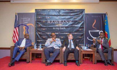 RDC-USA : Patrick Onoya propose la mise en place d'un cadre de suivi des échanges commerciaux 7