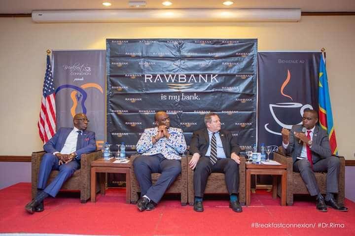 RDC-USA : Patrick Onoya propose la mise en place d'un cadre de suivi des échanges commerciaux 1