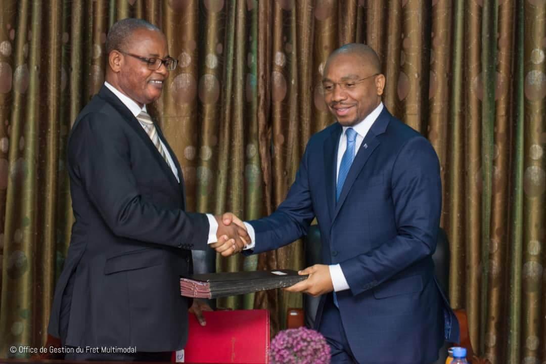 RDC : Ogefrem formalise la collaboration avec son homologue du Congo, le CCC ! 1