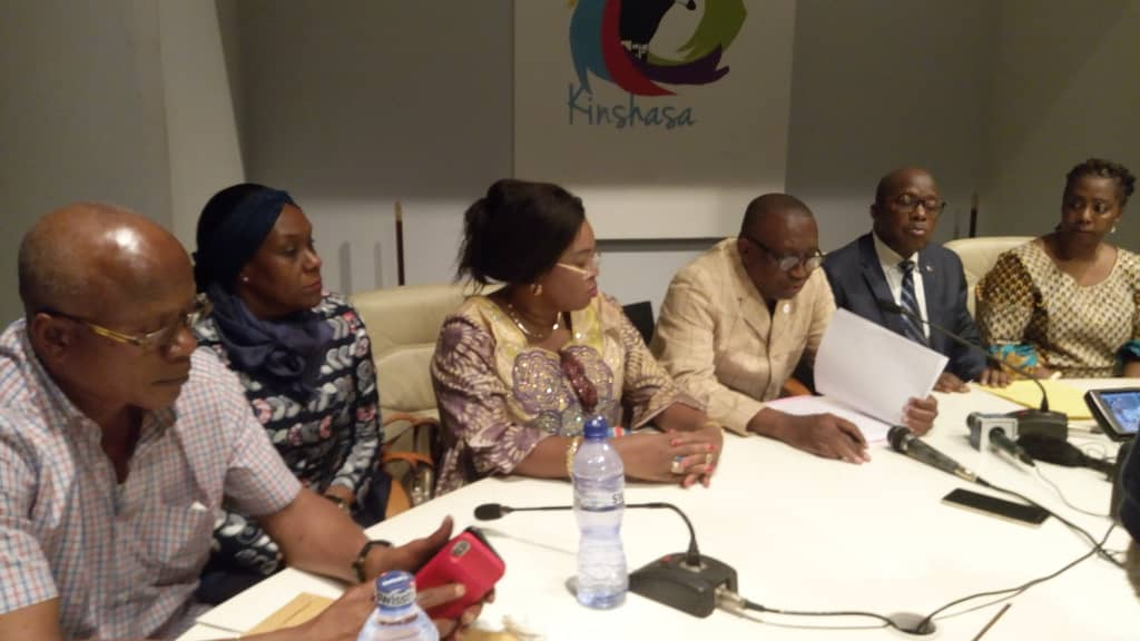 RDC : Assemblée nationale, l'opposition décline des postes au Bureau définitif 1