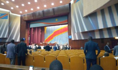 RDC : Assemblée nationale, l'opposition claque la porte 23