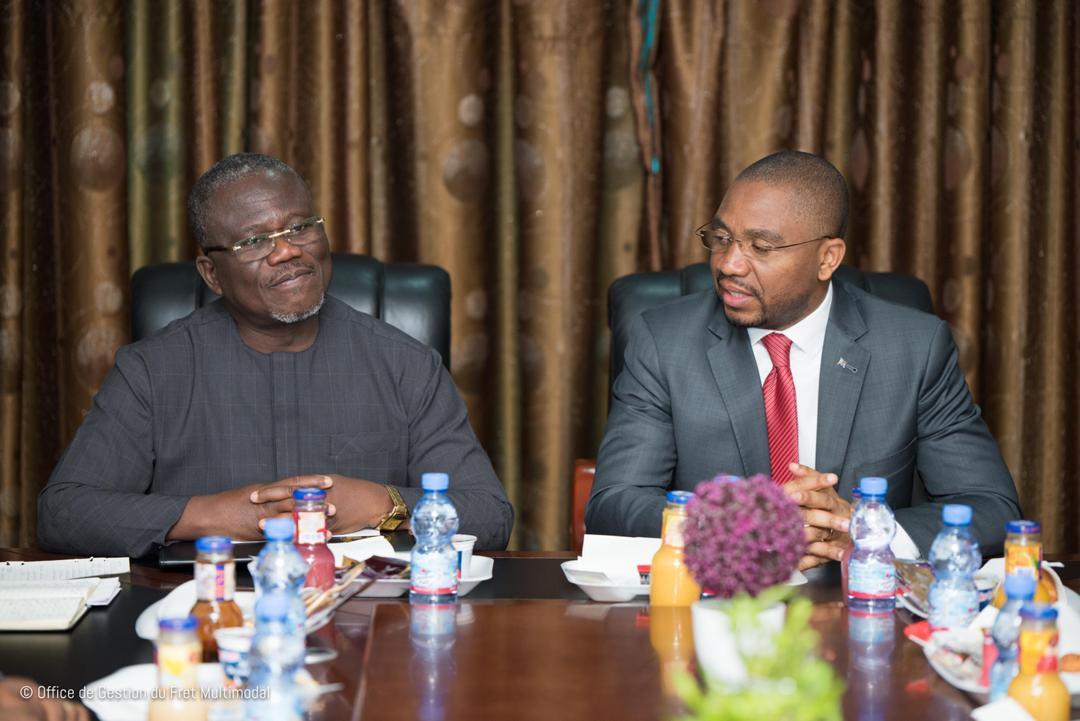 RDC : l'OGEFREM et le Conseil des chargeurs béninois échangent d'expériences 1