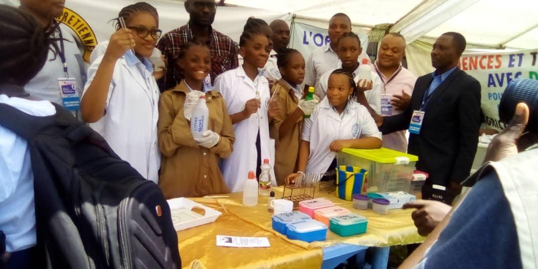 RDC : troisième journée de la Semaine de la science consacrée aux élèves ! 1