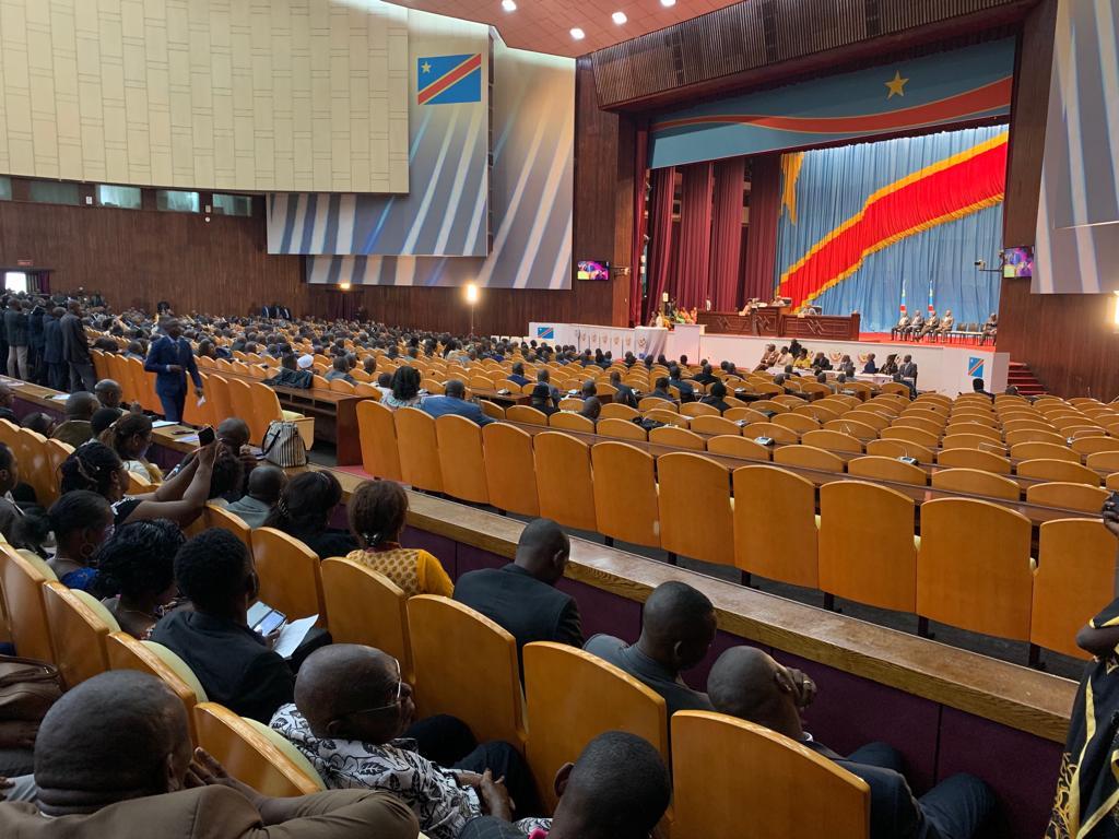 RDC: Assemblée nationale, des candidats au Bureau présentent leurs visions 1