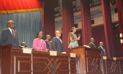 RDC : Assemblée nationale, Mabunda prend les commandes du Bureau élu ! 36