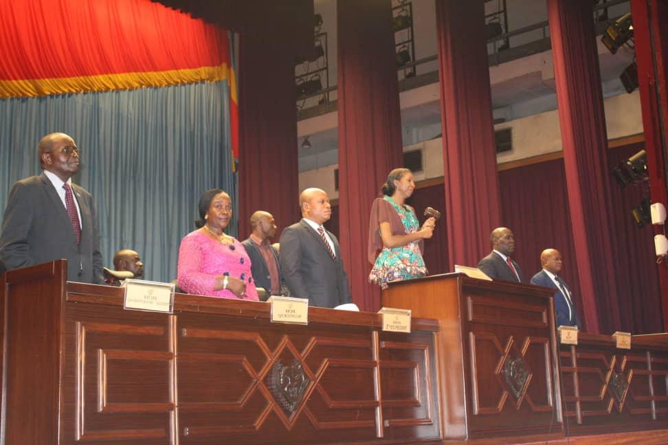 RDC : Assemblée nationale, Mabunda prend les commandes du Bureau élu ! 1