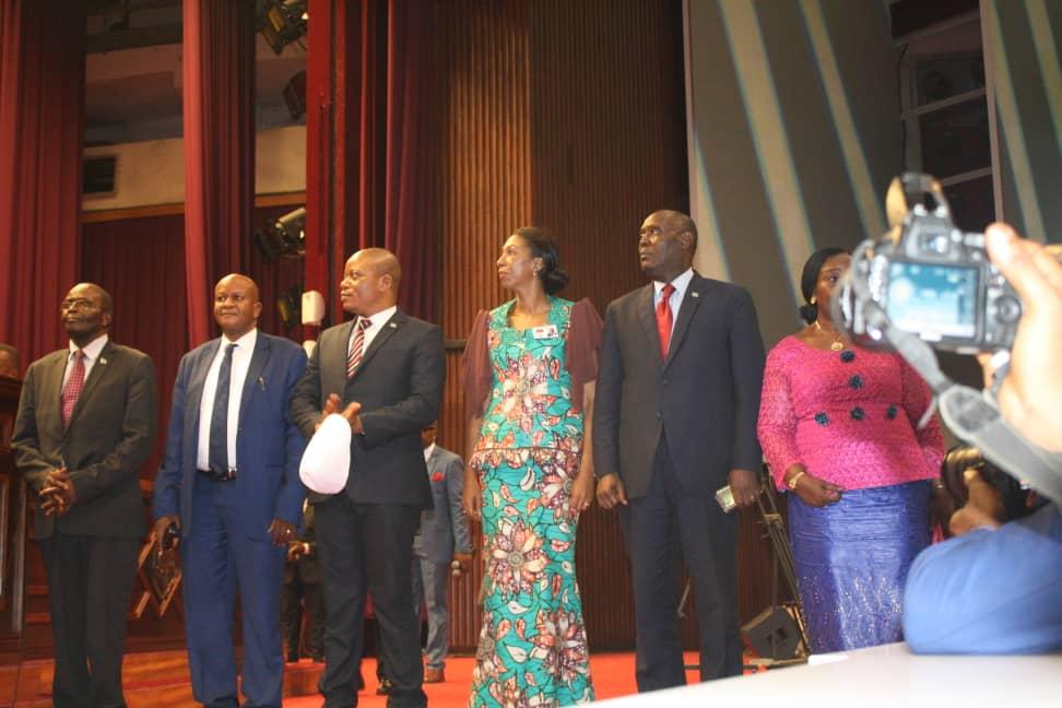RDC : Assemblée nationale, Mabunda prend les commandes du Bureau élu ! 2