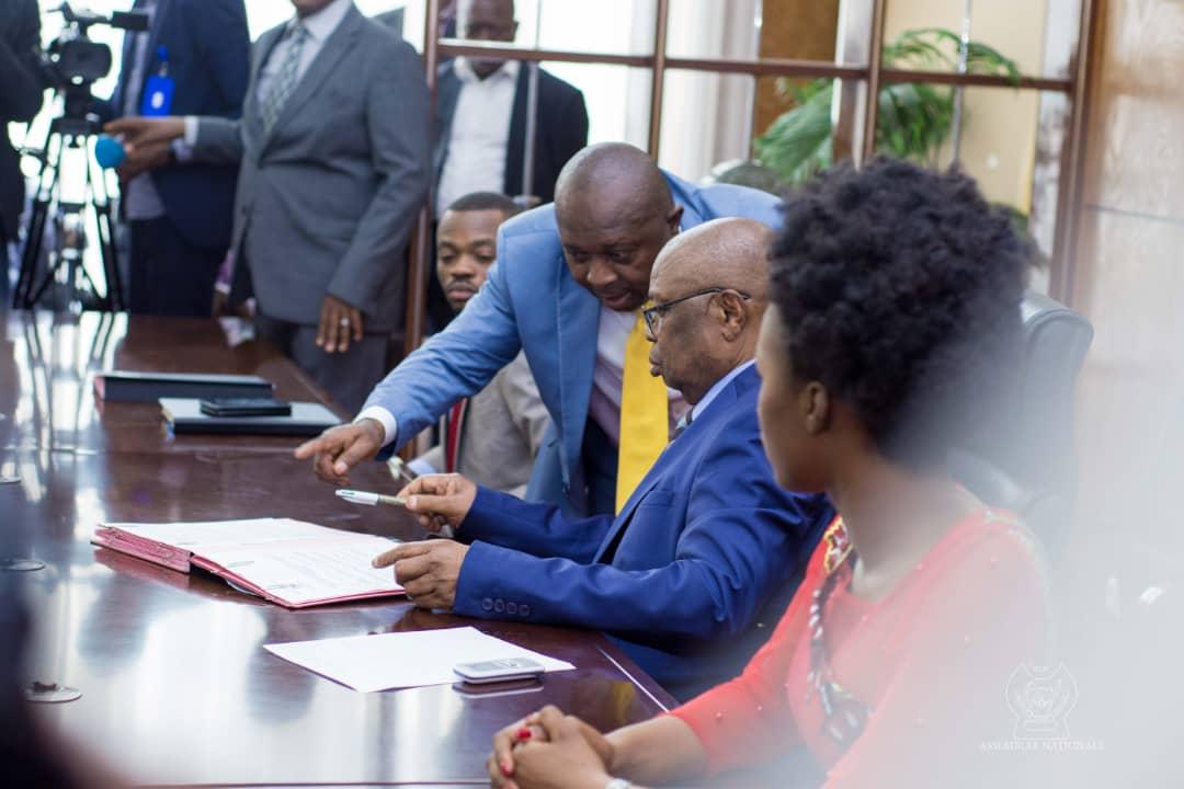 RDC : le Bureau Mabunda prend la gestion de l'Assemblée nationale 2
