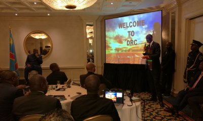 USA : «investir en RDC» au centre d'une conférence-débat à Washington ! 21