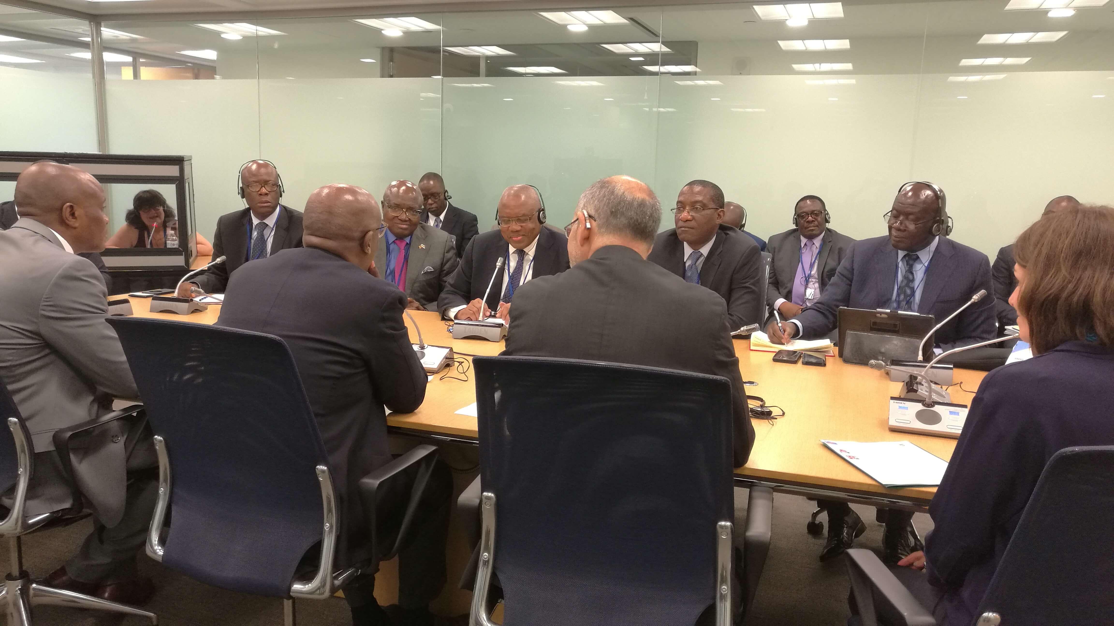 RDC-FMI : une réunion technique prépare la revue au titre de l'article IV ! 2