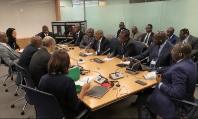 RDC-FMI : une réunion technique prépare la revue au titre de l'article IV ! 11