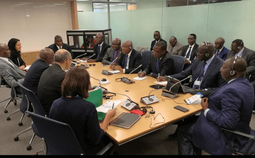 RDC-FMI : une réunion technique prépare la revue au titre de l'article IV ! 1