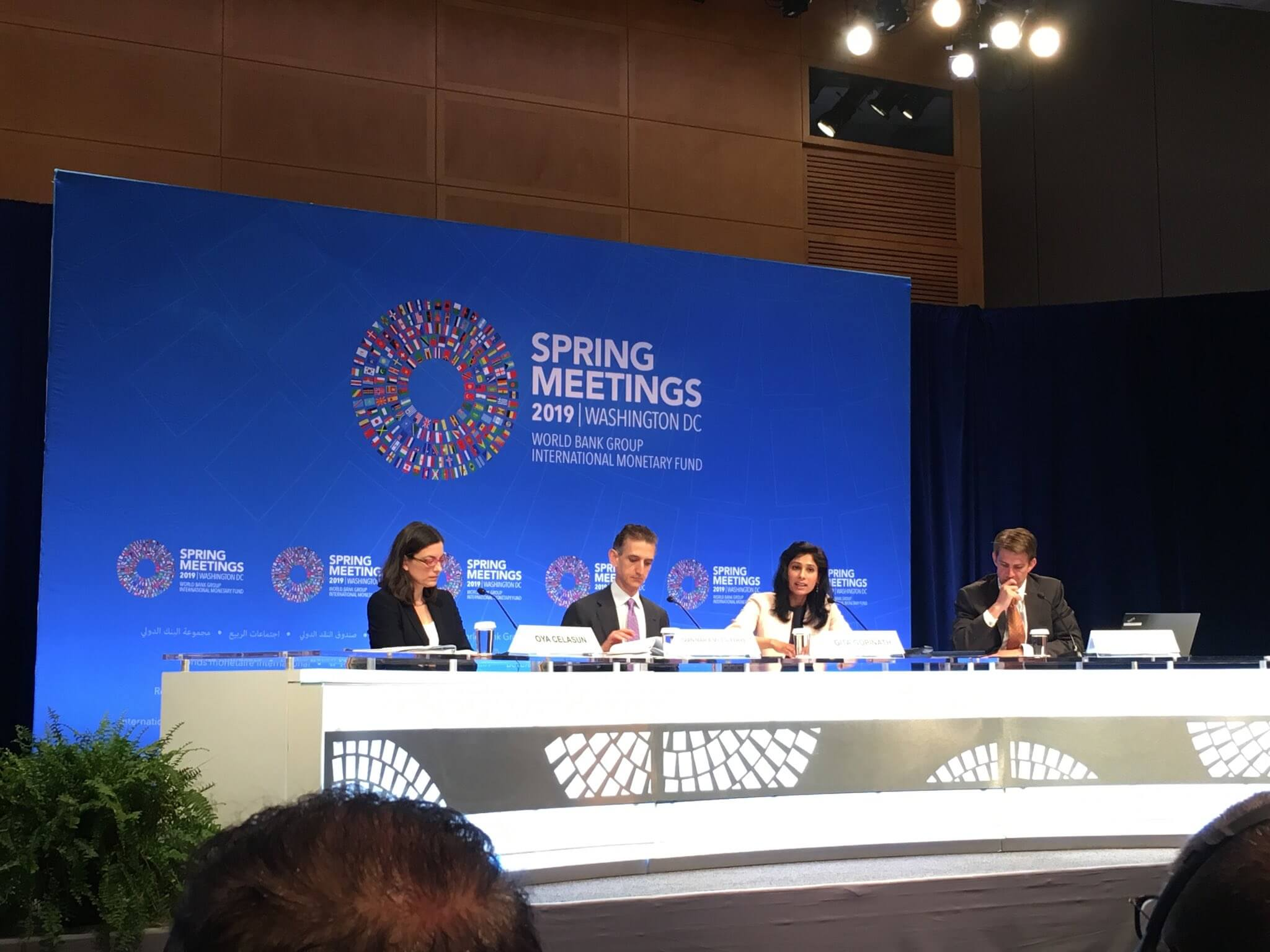 Monde : la croissance devrait s'accélérer au second semestre 2019 2