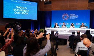 Monde : la croissance devrait s'accélérer au second semestre 2019 1