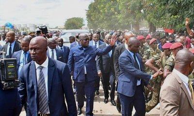 RDC : Tshisekedi à Lubumbashi, une mission à double objectif ! 13