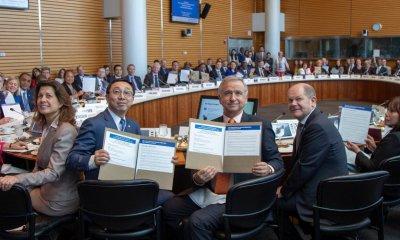 Monde : des ministres des Finances coalisent pour intensifier l'action climatique! 14