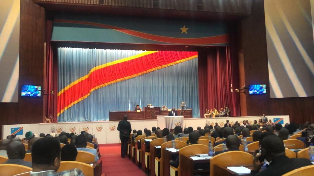 RDC : des candidatures déposées aux sept postes du Bureau de l'Assemblée nationale 1