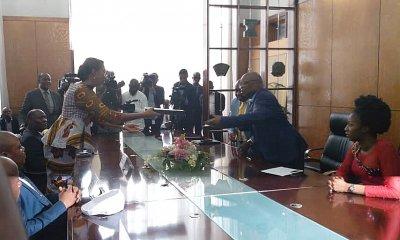 RDC : le Bureau Mabunda prend la gestion de l'Assemblée nationale 32
