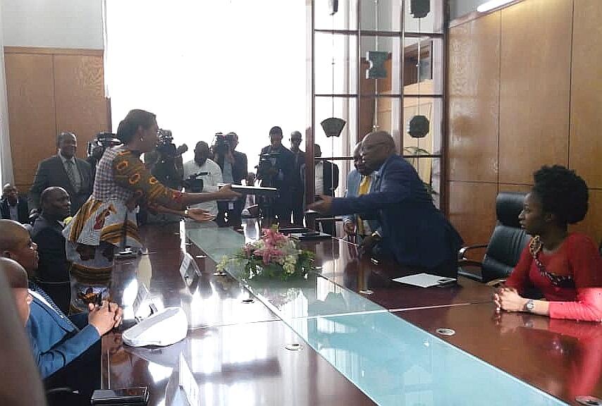 RDC : le Bureau Mabunda prend la gestion de l'Assemblée nationale 1