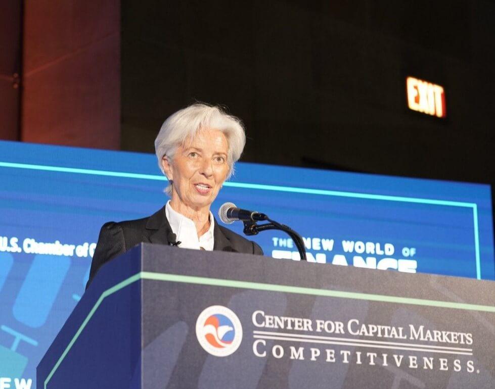Christine Lagarde: «l'économie mondiale traverse un moment délicat» 1