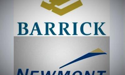 Monde: Barrick détiendra 61,5% de parts dans sa joint-venture avec Newmont au Nevada! 10