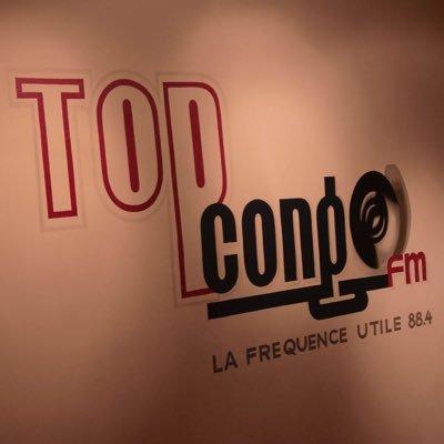 RDC : Top Congo, la radio la plus écoutée (Kantar TNS) 1