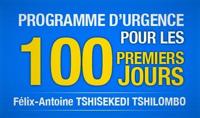 RDC: programme 100 jours, où en est Fatshi avec le financement de 304 millions USD? 1