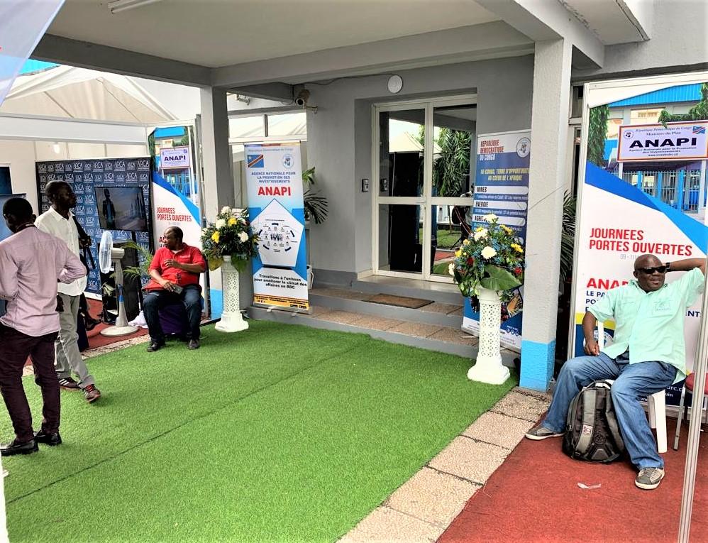 RDC : les acquis de la deuxième édition des journées portes ouvertes de l'ANAPI 1