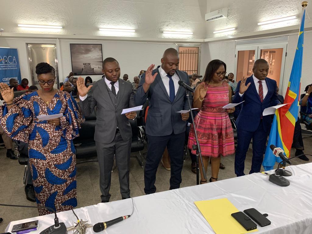 RDC : ARCA, les treize premiers officiers de police judiciaire prêtent serment ! 1