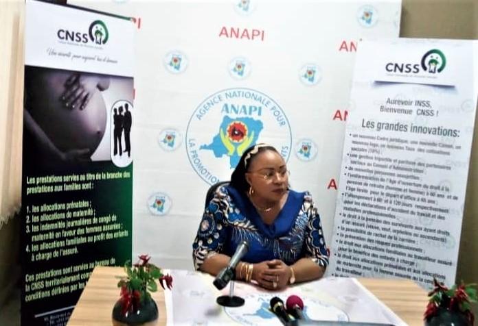 RDC : la réforme de la CNSS contribue à l'amélioration du climat des affaires ! 1