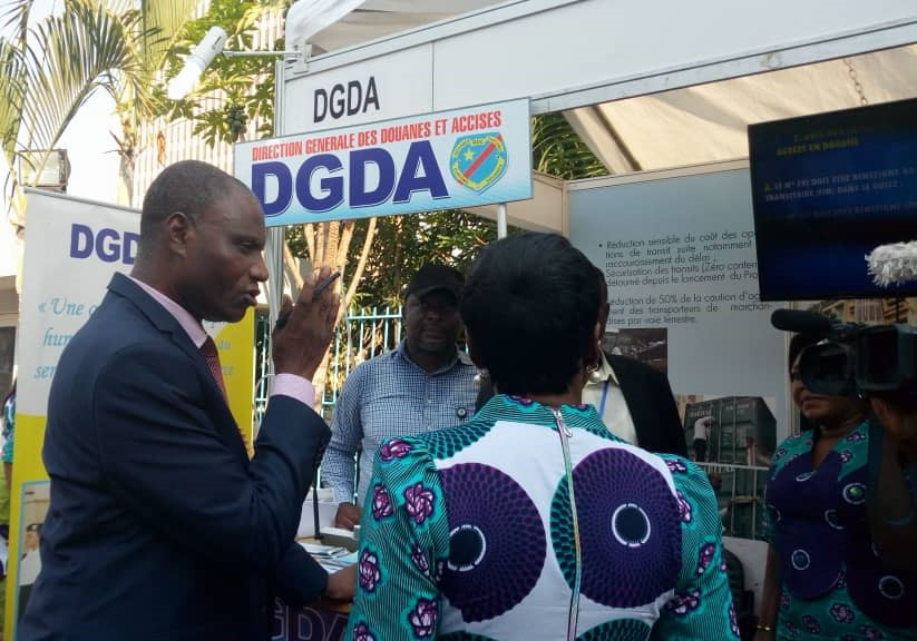 RDC : le système virtuel de Commerce et de facilitation du COMESA, une des réformes de la DGDA 1