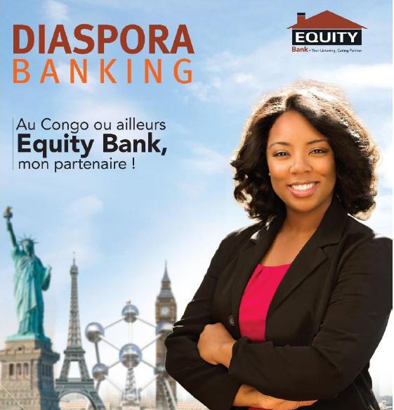 RDC: Equity Bank promeut son offre «Diaspora Banking» à Bruxelles 1