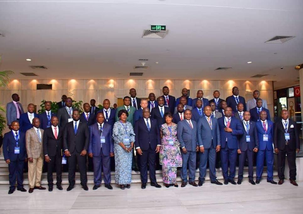 RDC: les gouverneurs des provinces s'engagent à une gestion axée sur les résultats ! 1