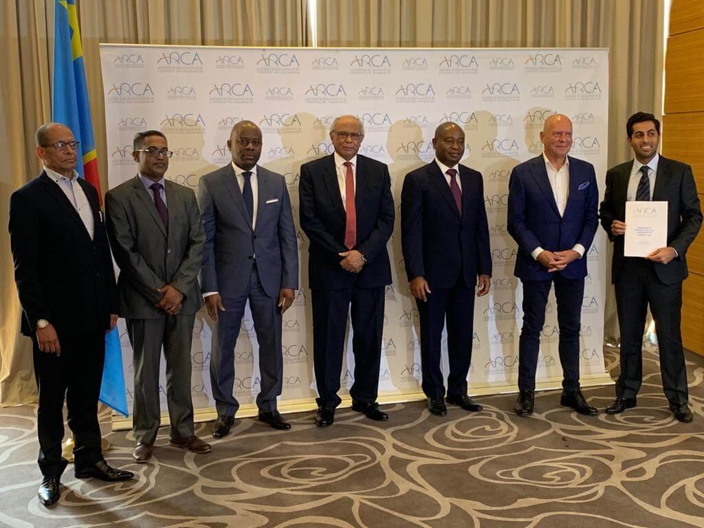 RDC : ARCA, remise d'agréments aux six premières sociétés d'assurance ! 1