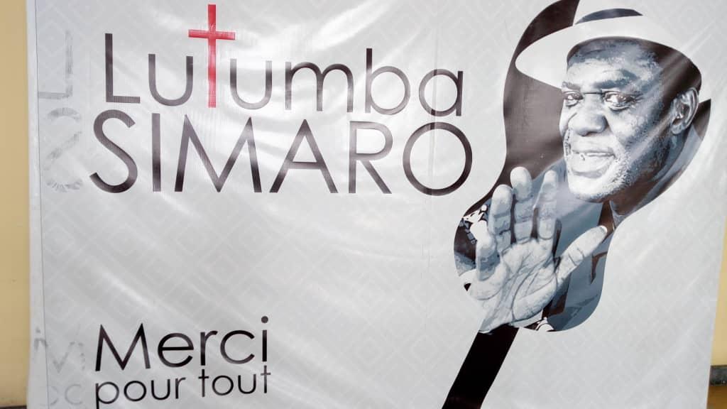 RDC : trois jours d'obsèques en l'honneur de Simaro Lutumba au Palais du Peuple 2